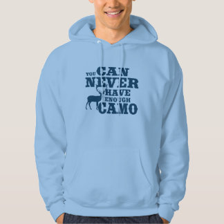Deer Hunting Humor Camouflage Sweatshirt