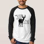 Deer Hunting Mens Shirt