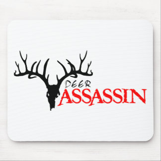 DEER HUNTING MOUSE PAD