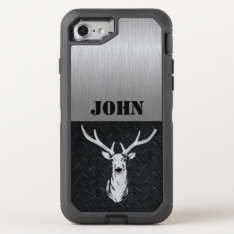 Deer Hunting Otterbox Otterbox Defender Iphone 7 Case at Zazzle