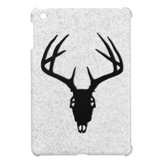 Deer Hunting Skull w/ Antlers iPad Mini Cover