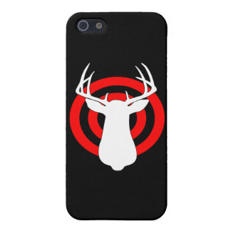 Deer Hunting Target Practice Cover For iPhone 5