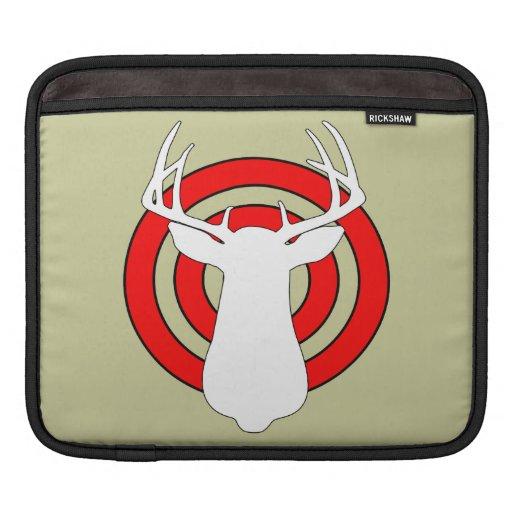 Deer Hunting Target Practice Sleeves For iPads