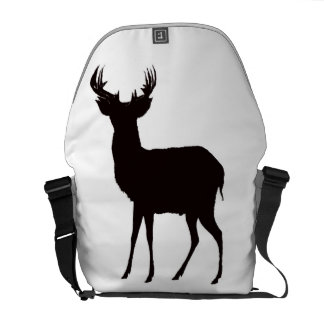 deer image on bag