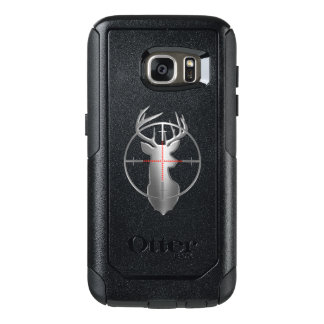 Deer in Crosshairs OtterBox Samsung Galaxy S7 Case
