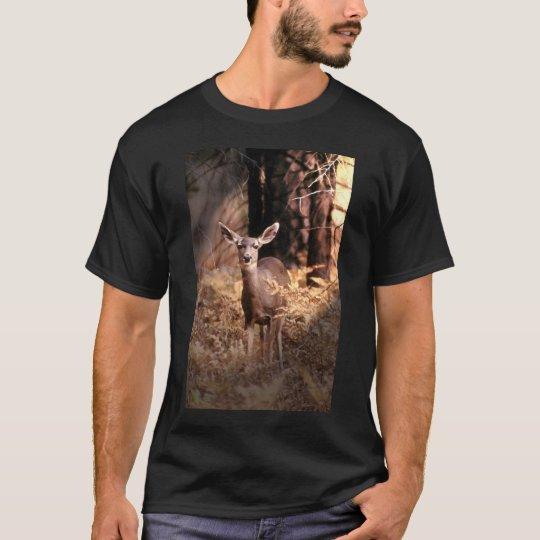 Deer in Splash of Light T-Shirt