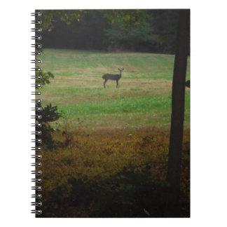 Deer in the Distance Notebook