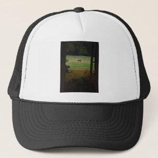 Deer in the Distance Trucker Hat