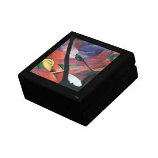 Deer in the Forest II by Franz Marc; Reh im Walde Gift Box