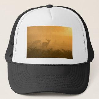 Deer in the Morning Glow Trucker Hat
