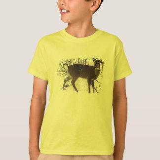 Deer in the Snow T-Shirt