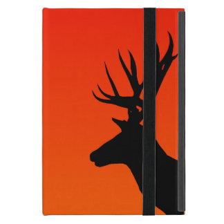 Deer in The Sunset Case For iPad Mini
