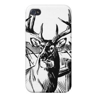 DEER iPhone 4/4S CASE