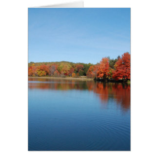 Deer Lake Card