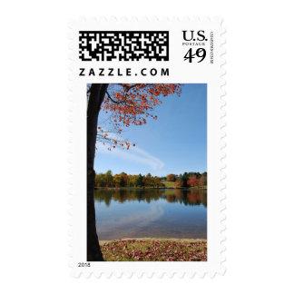 Deer Lake Postage Stamp