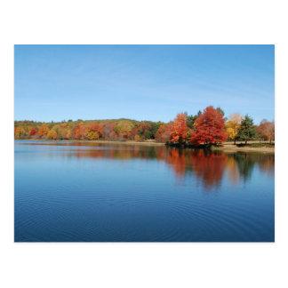 Deer Lake Postcard