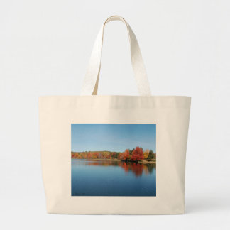 Deer Lake Tote Bags