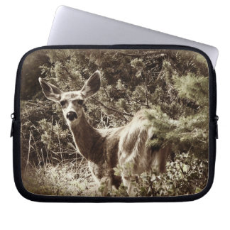 Deer Laptop Sleeve