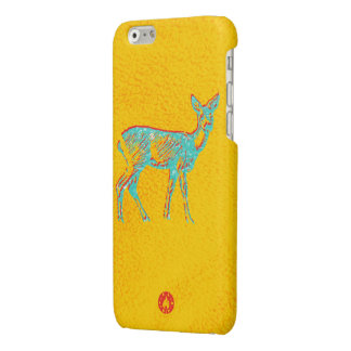 Deer Mind Glossy iPhone 6 Case