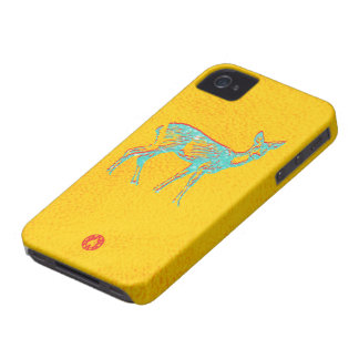 Deer Mind iPhone 4 Cover
