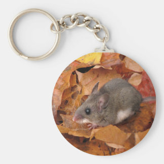 Deer Mouse Keychain