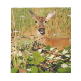 Deer Notepad