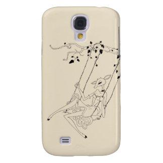 Deer on a swing HTC vivid case