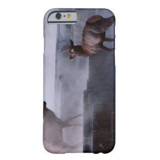 Deer on Rock Formation Barely There iPhone 6 Case