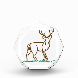 Deer Outline Award