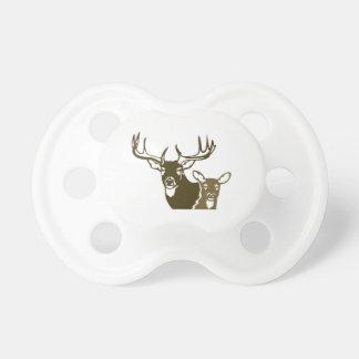 Deer Pacifier