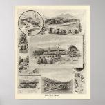 Deer Park Hotel Print