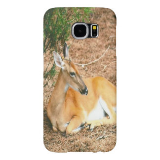 Deer Photo Samsung Galaxy S6 Case