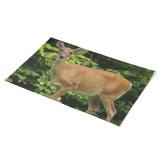Deer Placemat Cloth Place Mat