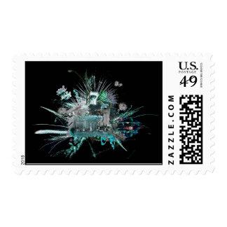 Deer post stamp package 44 mail