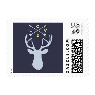 Deer Postage