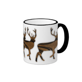 Deer Ringer Mug