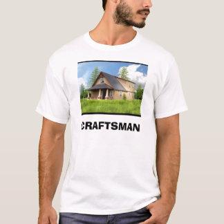 Deer Run Cottage Render, CRAFTSMAN T-Shirt