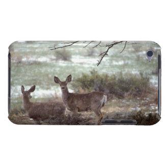 Deer running iPod Case-Mate case