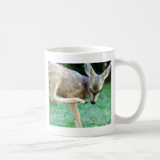 Deer - Scratch that Itch Coffee Mug