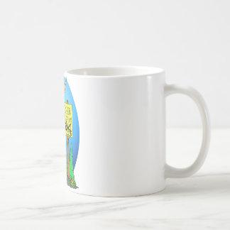 Deer Season Over Coffee Mug