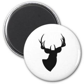Deer Silhouette Magnet