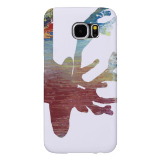 Deer silhouette samsung galaxy s6 cases