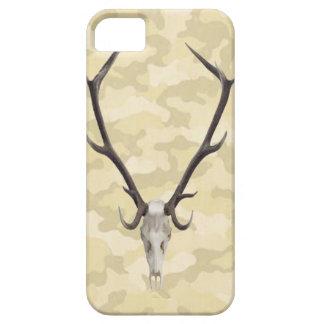 Deer Skull Camouflage iPhone 5 Case