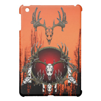 Deer skulls iPad mini covers
