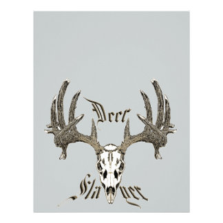 Deer slayer letterhead