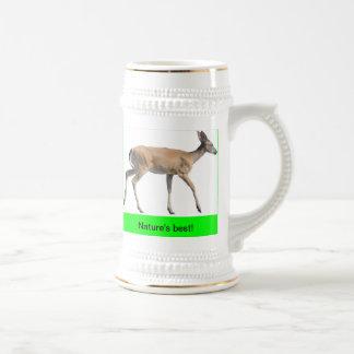 Deer Stein Mug
