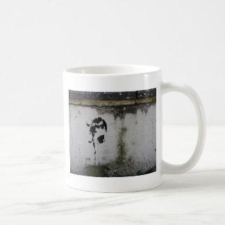 Deer Stencil Mugs