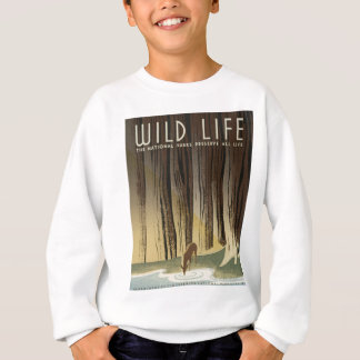 Deer & Stream Sweatshirt