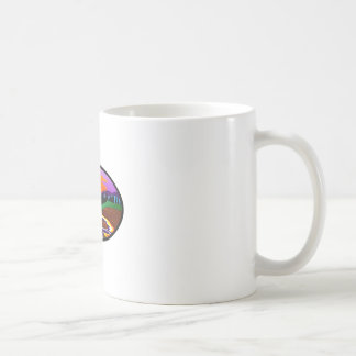 Deer Sunset Coffee Mug