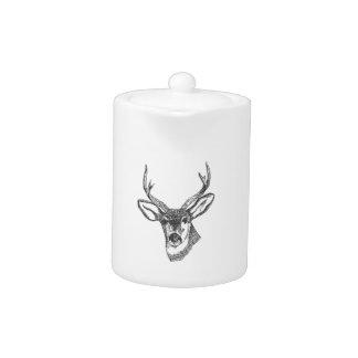 Deer Teapot